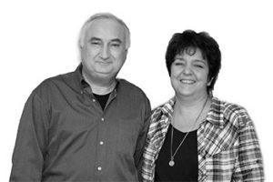 László és Edina a Ládina lakásétterem tulajdonosai